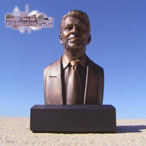 Gifts - Busts - Ronald Reagan - BRONZE