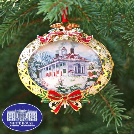 Ornaments - Mount Vernon 2008 150th Anniversary