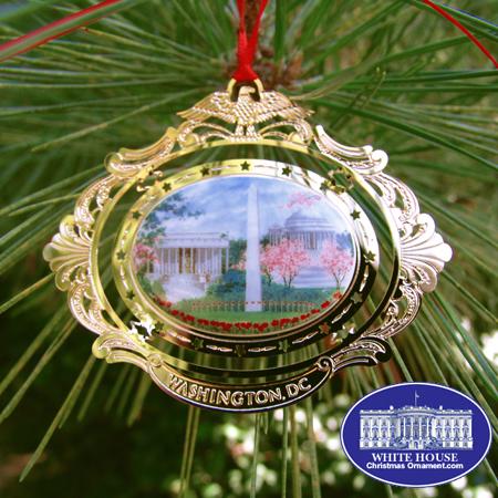 Ornaments - Cameo - DC Panorama Portrait