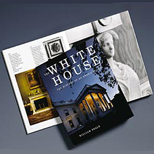 Gifts - Books - The White House The History of An American Idea