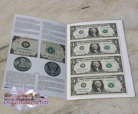 Gifts - US Currency - Uncut