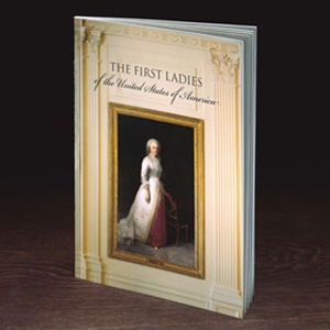 Gifts - Books - The First Ladies Paperback