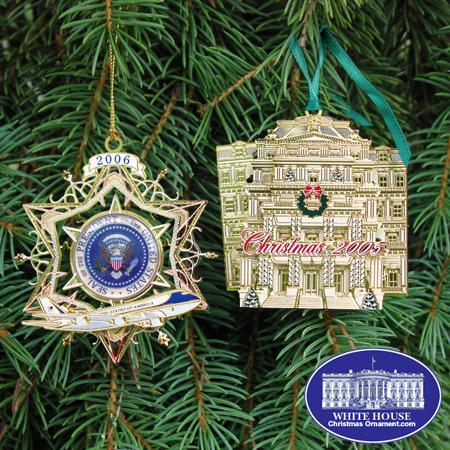 Ornaments - Secret Service 2006 Ornament Gift Set