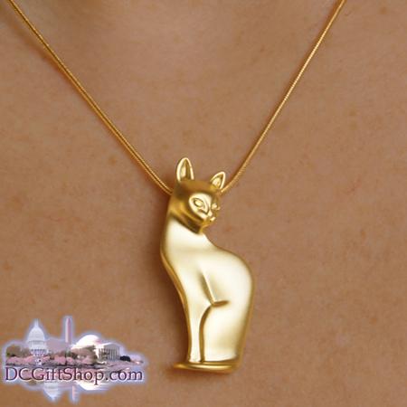 Gifts - Pendant - Elegance Cat