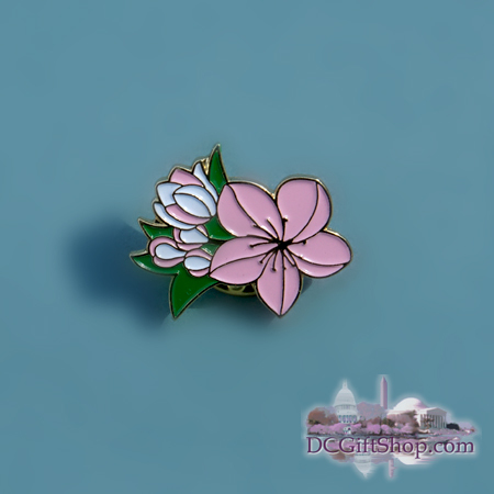 Gifts - Cherry Blossom - 2008 Festival Pin