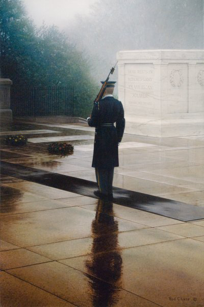 Honored Glory by Rod Chase