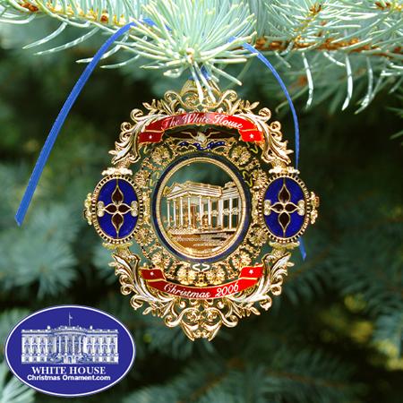 Ornaments - White House 2006 Chester A Arthur