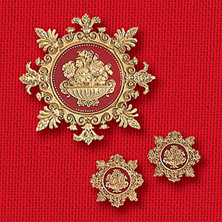 Gifts - Earrings - Red Room Clip
