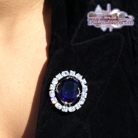 Gifts - Pin - Hope Diamond Pin