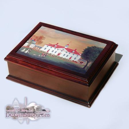 Gifts - Mount Vernon circa 1792 Desk Box