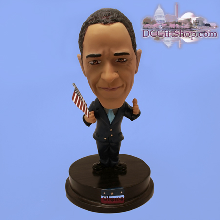Gifts - 56th Inauguration - Obama Bobble Head