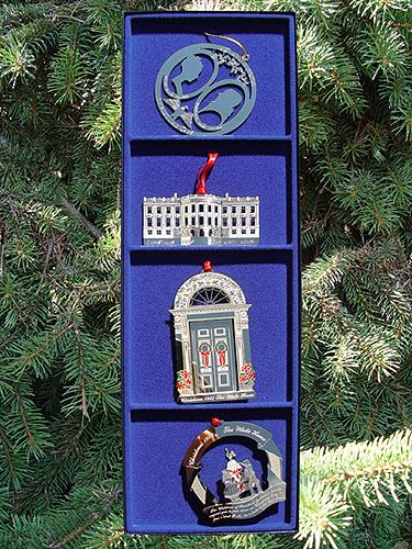 1985 - 1988 Set of Four Ornaments