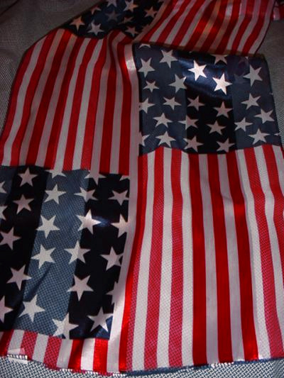 Gifts - Stars and Stripes Scarf