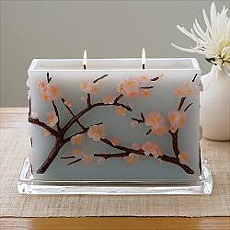 Gifts - Cherry Blossom Candle