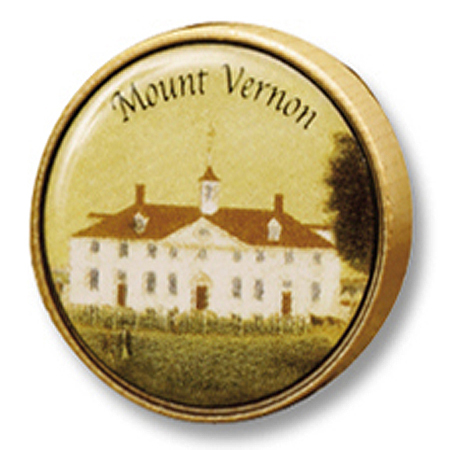Gifts - Mount Vernon circa 1792 Bottle Cork