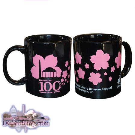 Gifts - Cherry Blossoms - 100th Anniversary Coffee Mug