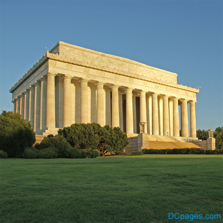 Gifts - Print - Abraham Lincoln Memorial