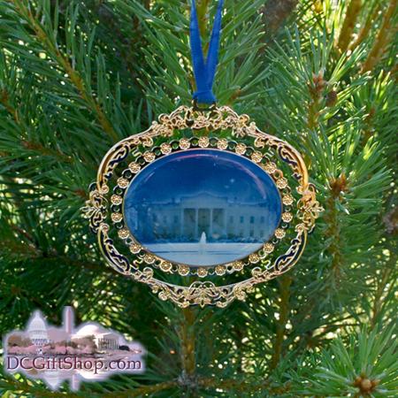 Ornaments - WDC Series - North Portico