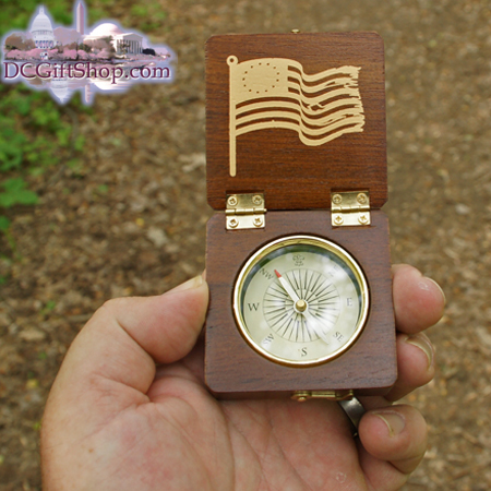 Gifts - Toys - Revolutionary War Survey Compass