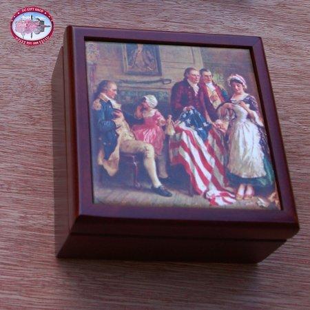 Gifts - Keepsake Box - We the People