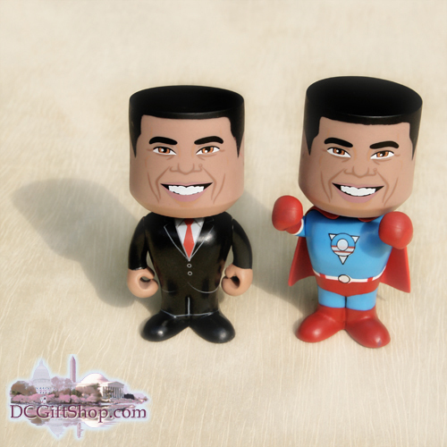 Gifts - Toys - The President & Super-O Bobbleheads