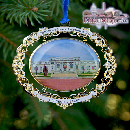 Ornaments - WDC Series - DC Historical Society