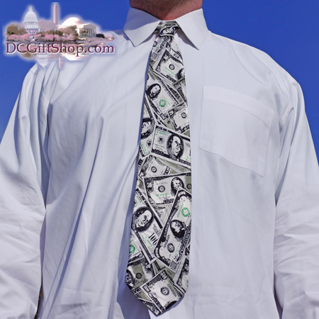 Gifts - Tie - American Currency