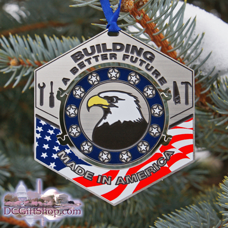 Ornaments - WDC Series - Made In America