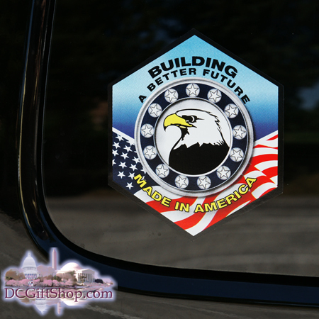 Gifts - Made In America - Sticker