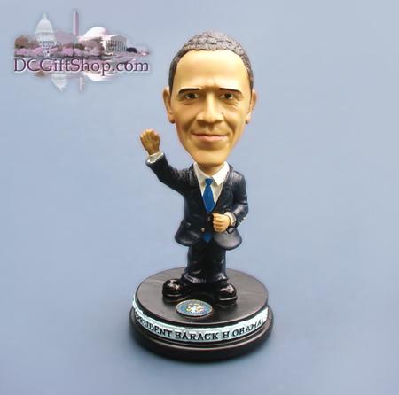 Gifts - Barack Obama Election Bobble Head