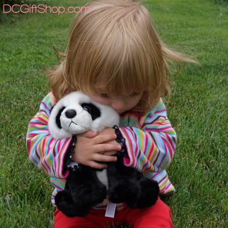 Gifts - Toys - National Zoo Stuffed Panda Bear