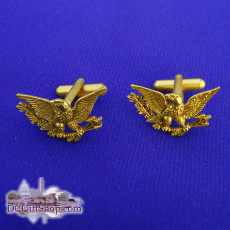 Gifts - Cuff Links - Eagle