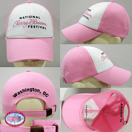 Gifts - Cherry Blosson - Hat (White)