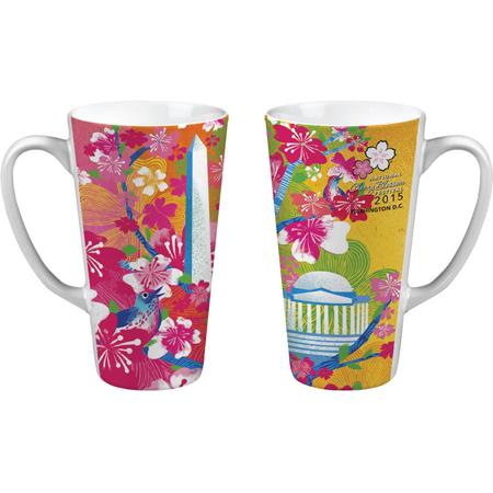 2015 National Cherry Blossom Official Latte Mug