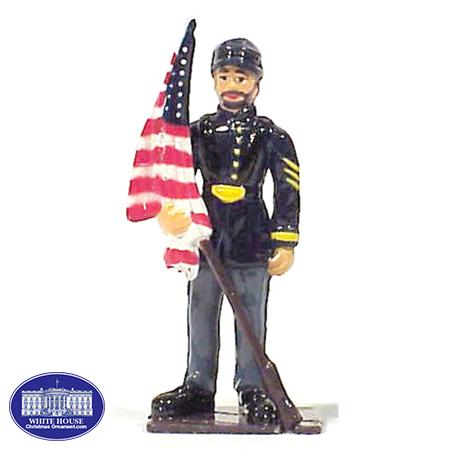 US FLAGBEARER; METAL