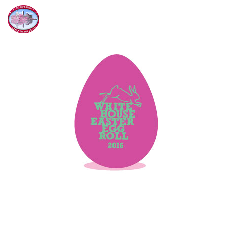 The Official 2016 Party Pink White House Easter Egg