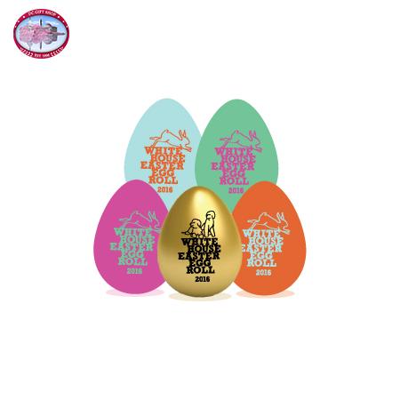 The Official 2016 White House Easter Egg Commemorative Set