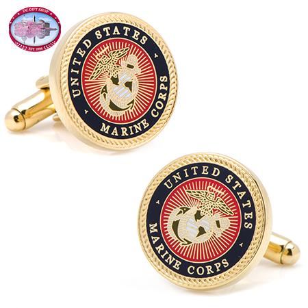 Gifts - Marine Corps Cufflinks