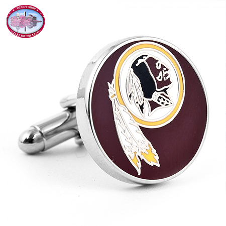 Gifts - Washington Redskins Cufflinks