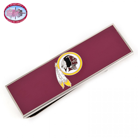 Gifts - Washington Redskins Money Clip