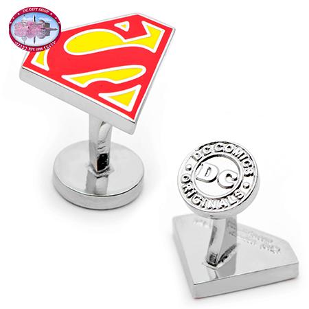 Gifts - Superman Cufflinks