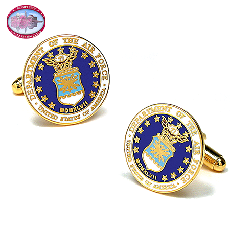 Gifts - US Air Force Cufflinks