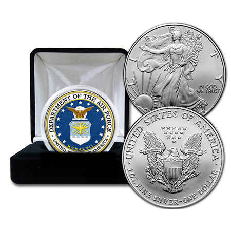 Gifts - Money - Airforce Commerative Coin