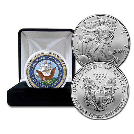 Gifts - Money - Army Commerative Coin
