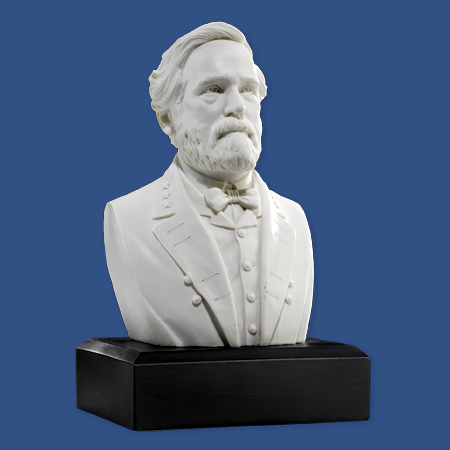 Gifts - Busts - Robert E. Lee - Marble