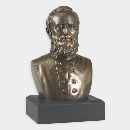 Gifts - Busts - Thomas Jonathan Stonewall Jackson  - Bronze