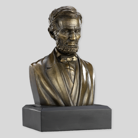Gifts - Busts - Abraham Lincoln  - Bronze