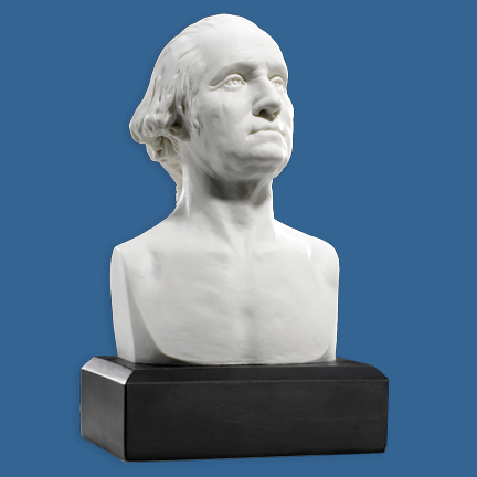 Gifts - Busts - George Washington - Marble