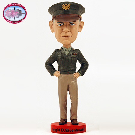 Gifts - Dwight D. Eisenhower Bobblehead