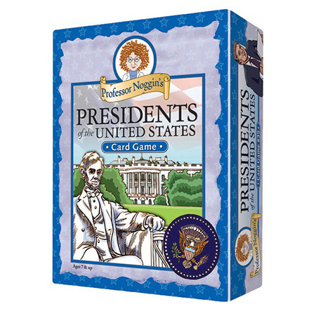 Gifts - Toys - Professor Noggin's Presidents of the United States Game